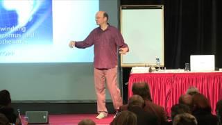 Armin Risi über Lichtwesen, Spiritualität und Psychologie auf der TimeWaver World 2014