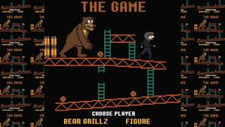 Bear Grillz & Figure   The Game