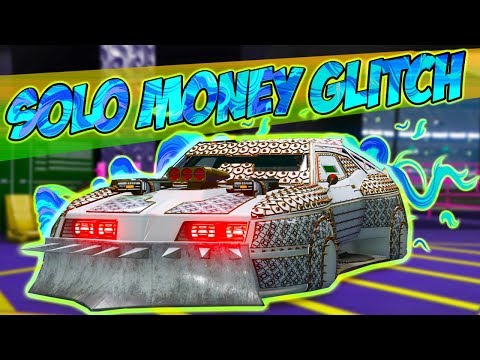 easy unlimited solo - GTA 5 Money Glitch *Make Million$ in 5min* gta 1.46 online money glitch