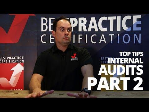 How to do Internal Audits Pt2   Top Tips   #BestPracticeTV - YouTube