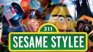 311 Count Me In - SESAME STREET STYLEE
