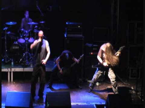 Supreme Pain - Threshold Of Immortality  03.10.2010 Turock - Essen (GER) .wmv