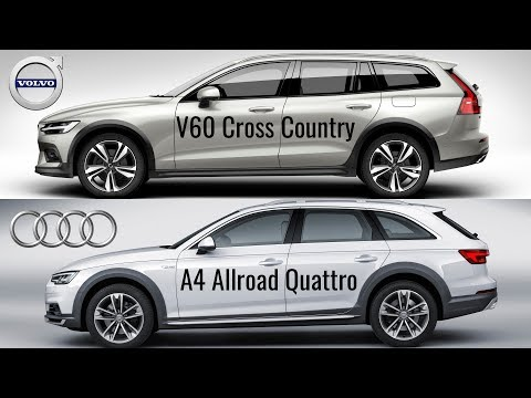 Volvo S 60 Cross Country Седан класса D - тест-драйв 4