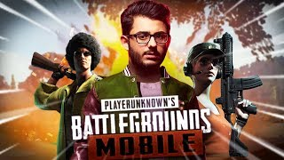 WHY SO SERIOUS? PUBG MOBILE LIVE