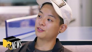 Amber Liu Is Proud To Be An Androgynous Asian American Artist (Ep. 3) | Homecoming