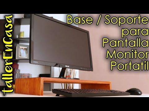 Soporte / Base para Monitor, Pantalla, computador