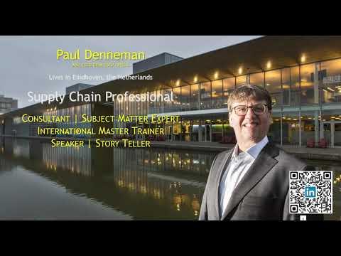 WEBINAR: APICS CSCP overview with Paul Denneman - YouTube