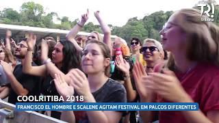 Festival Coolritiba 2018 | Entrevista Com Francisco El Hombre E Scalene