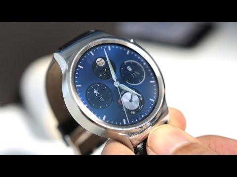 Huawei Watch: Unboxing