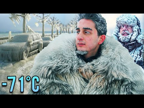 Temperatures in This Russian City Can Plummet to -96°F!