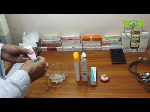 Eczema domestico di mani