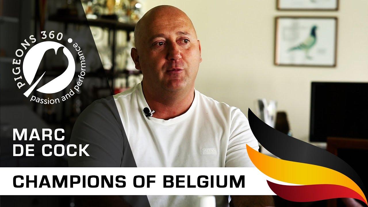 Champions of Belgium - Marc De COCK
