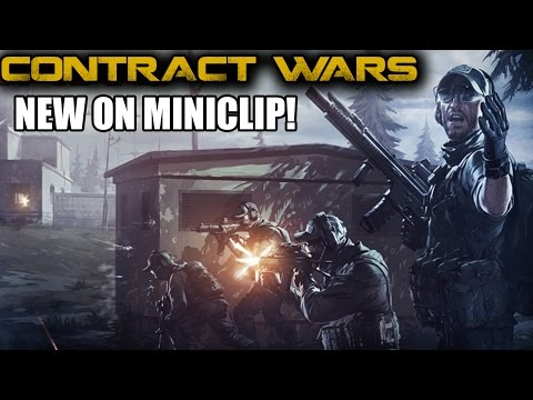 Contract Wars trailer Thumbnail