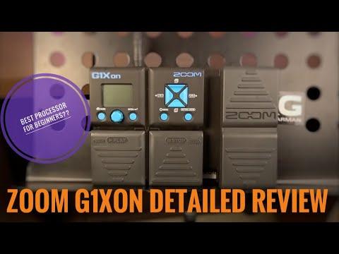 Zoom G1Xon Detailed Review | Best Processor under 6000?