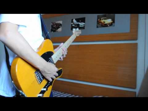 Coldplay - Major Minus (Guitar Cover)