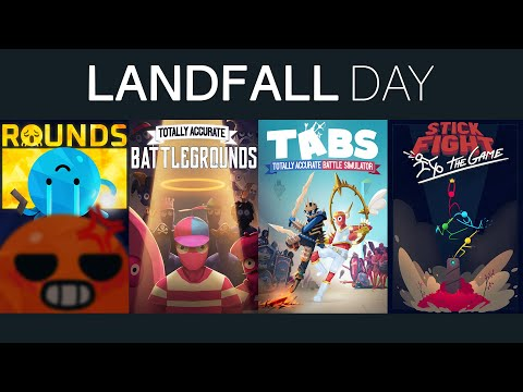 Landfall Day 2021 de Totally Accurate Battlegrounds