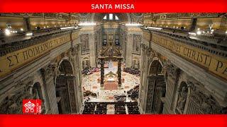 Santa Missa por ocasião do I Dia Mundial dos Avós e dos Idosos 25 de julho 2021