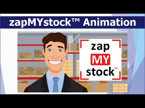 zapMYstock™ Animation