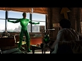 The super suit green | Green Lantern Extended cut