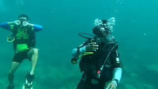preview picture of video 'Pulau payar dive 9 oct 2018'