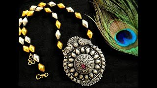 Fashionable Ethnic Jewelry Designs Part 08
