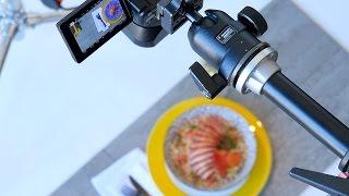 Food & Camera Gear BTS Food Photo Video Shoot  At A Montreal Studio