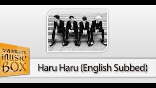 (하루 하루) (English Subbed / Lyrics / Romaji   - YouTube