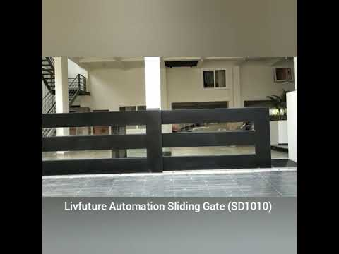House Sliding Gate Automation