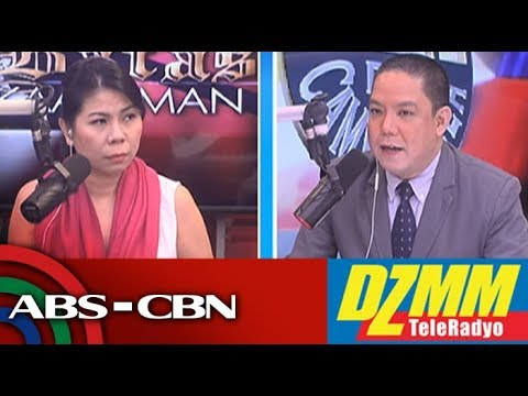 [ABS-CBN]  DZMM TeleRadyo: National feeding program ng gobyerno, alamin