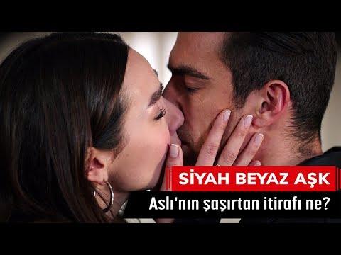 Aslı nın şaşırtan itirafı ne? - Siyah Beyaz Aşk 24. Bölüm