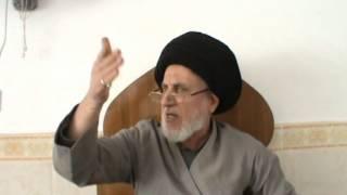 السيد البغدادي والوضع الراهن في العراق