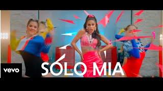 Cali y El Dandee, Greeicy, Jhay Cortez, Solo Mia (letra), lyric