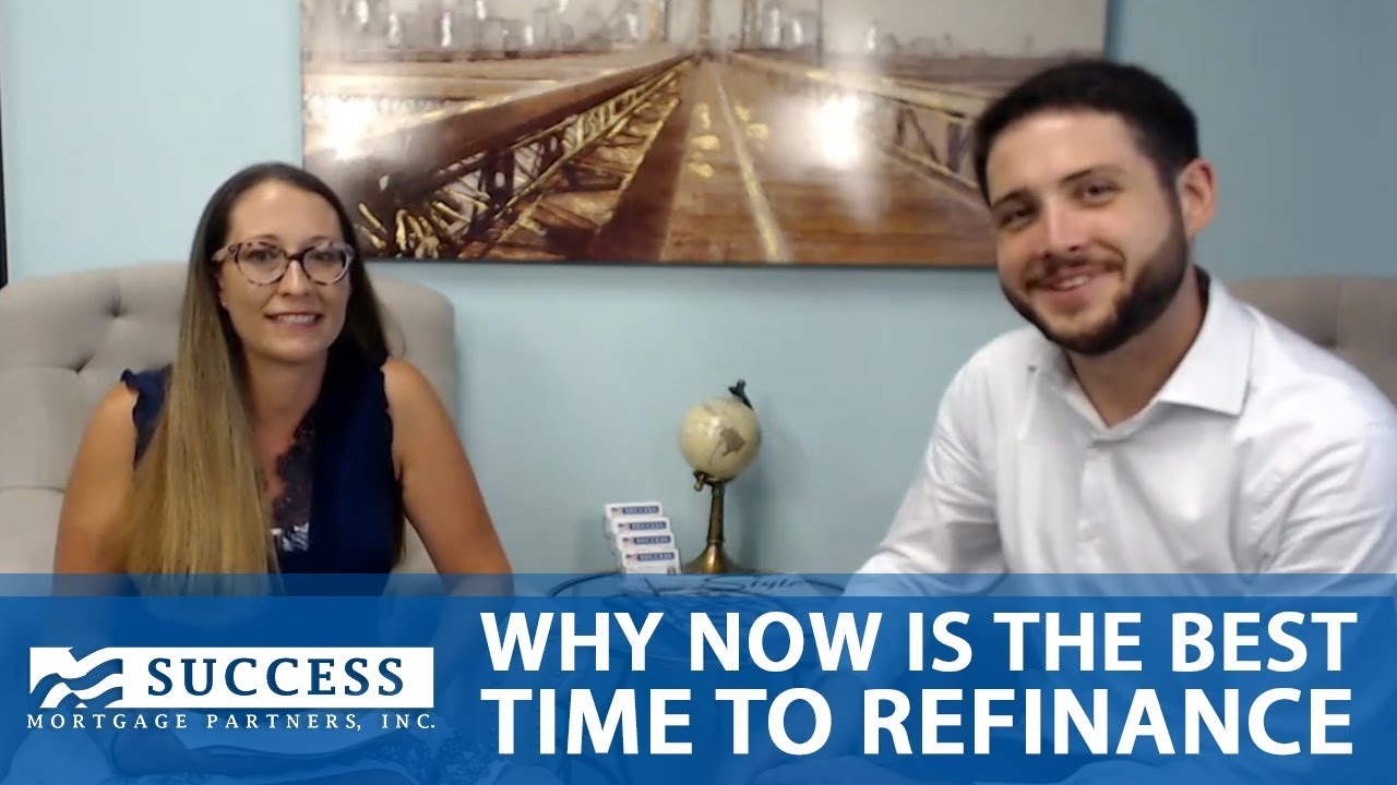 Why Now Is a Great Time to Refinance
