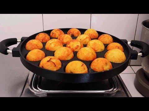 Takoyaki Ekonomis 1 Telur Bisa Dijual 1000-an