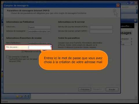comment reparer outlook 2000
