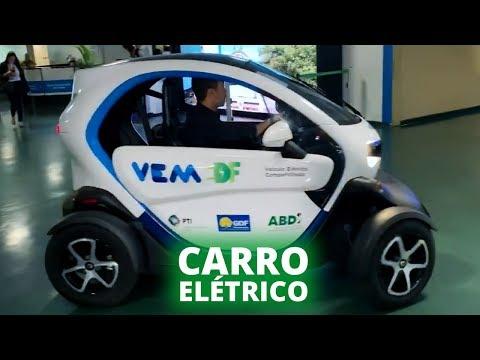 Carro elétrico: forma de locomoção foi tema de audiência - 28/11/19
