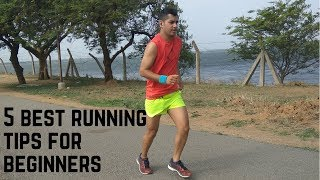 5 Best Running Tips For Beginners || How To Start Running  🏃 🏃