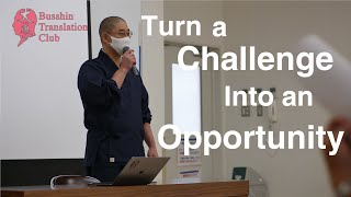 Five ways to turn a challenge into an opportunity