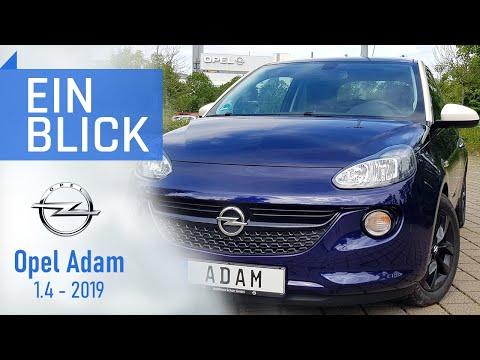 Opel Adam 1.4 2019 - Lifestyleprodukt oder praktischer Kleinwagen? Vorstellung, Test & Kaufberatung