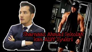 Nasihat Padu Sharnaaz Buat Netizen, Ali puteh & Dato Alif syukri