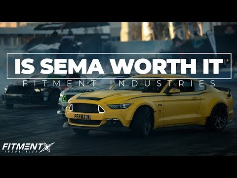 Is SEMA Worth Going To?