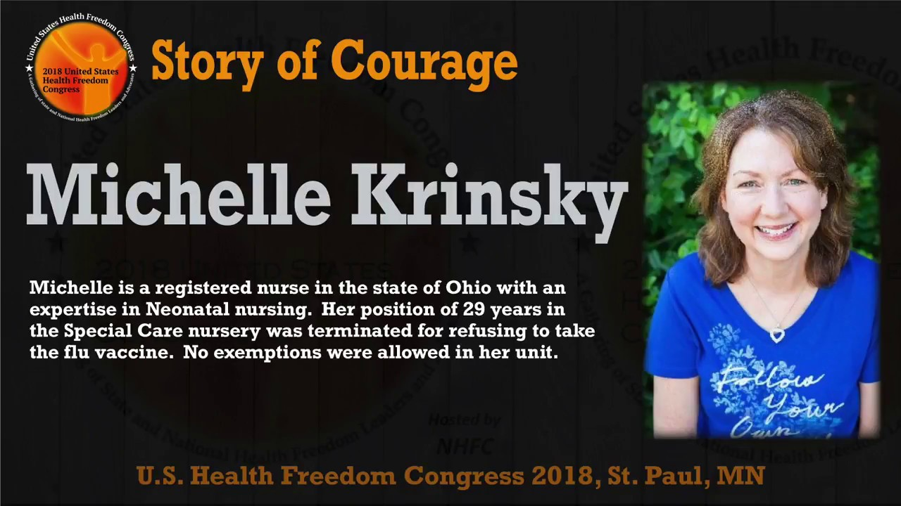 Story of Courage: Michelle Krinsky