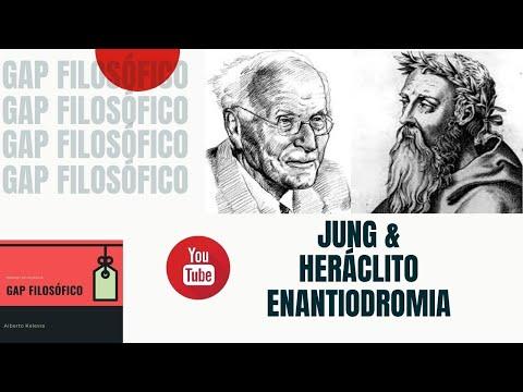 JUNG & HERÁCLITO ENANTIODROMIA ( Fuga em direção ao oposto)