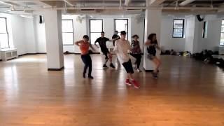 Justin Bieber As Long as you love me (Broadway Dance Center)