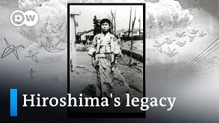 The girl that became Hiroshima's icon for world peace - Sadako Sasaki and the 1000 paper cranes