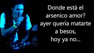 DLD - Arsenico Letra Lyrics