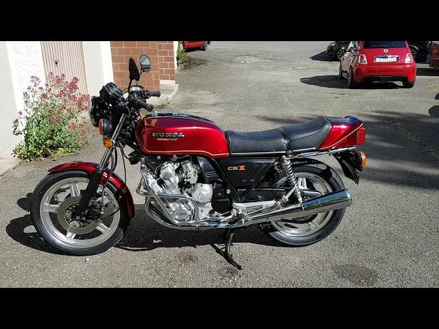 Honda Cbx 1000 Cb1 1978