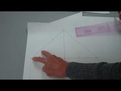 Ärmel Grundschnitt Konstruktion DIY - Lilo Siegel