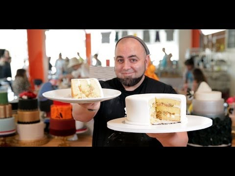 Video Duff Goldman's Secrets to the Perfect Layer Cake | Celebrity Chef | Food How To