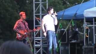 Joe Nichols at Country USA 2013 - The More I Look